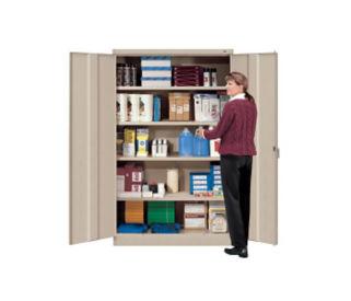 "Storage Cabinet Jumbo 18"" Deep x 48"" Wide, D31121"