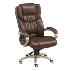 High Back Faux Leather Computer Chair, C80347