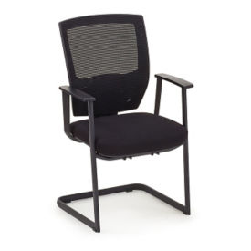 Set of Two Arris Guest Chairs, C80357