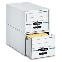 Pack of Six Legal Size Storage Drawers, B34529