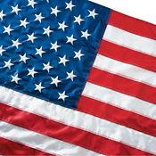 Perma-NYL US Flag 5' x 9-1/2', V20645