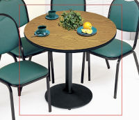 "42"" Round Breakroom Table, T11121"