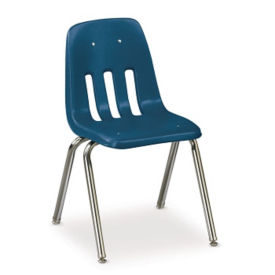 "Virco 9000 Stack Chair 16""  2-4th Grade, C70283"