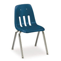 Virco 9000 Stack Chair 2-4th Grade, C70284-1