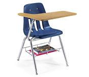 Tablet Arm Chair Oak Arm, C70119S-1