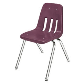 "Virco 9000 Stack Chair 12"" High PreK-K, C70274"