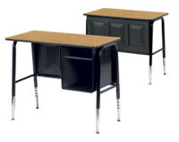 Virco 765 Junior Executive Student Desk, D30069