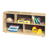 Mobile Storage Unit 48x18, P30168