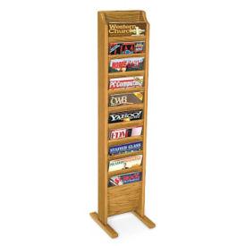 10 Pocket Literature Rack, L40290