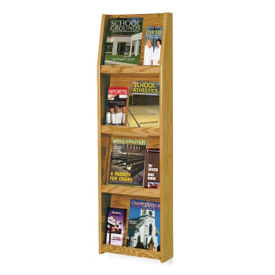 Display Rack with 12 Pockets, L40300