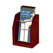 1 Brochure Pocket Literature Rack, L40307