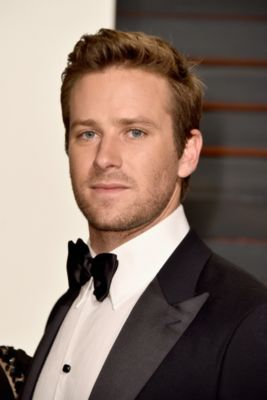 Armie Hammer in David Yurman Jewelry