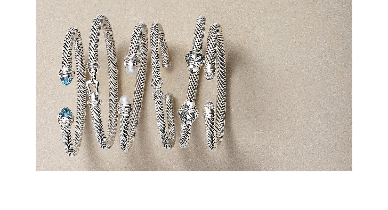 Designer Jewelry for Women and Men | David Yurman