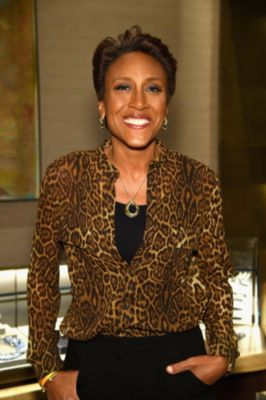 Robin Roberts in David Yurman Jewelry
