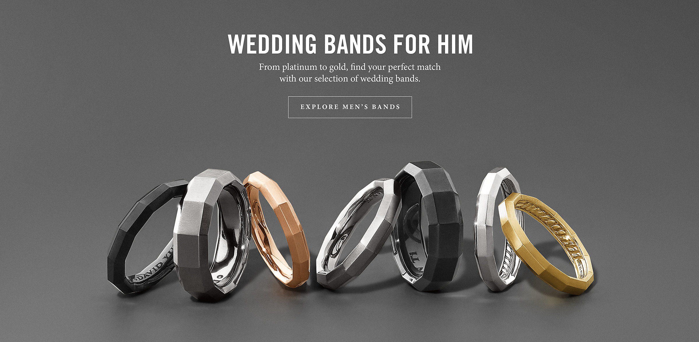 designer jewelry for women and men david yurman