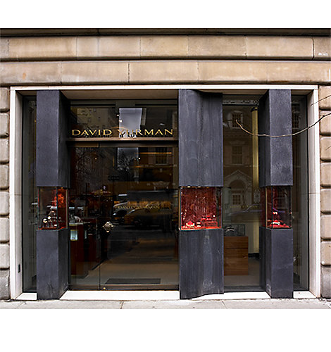 A David Yurman boutique
