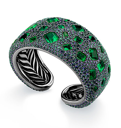 David Yurman High Jewelry cuff
