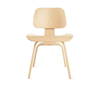 Lovely Eames® Molded Plywood Dining Chair (DCW)