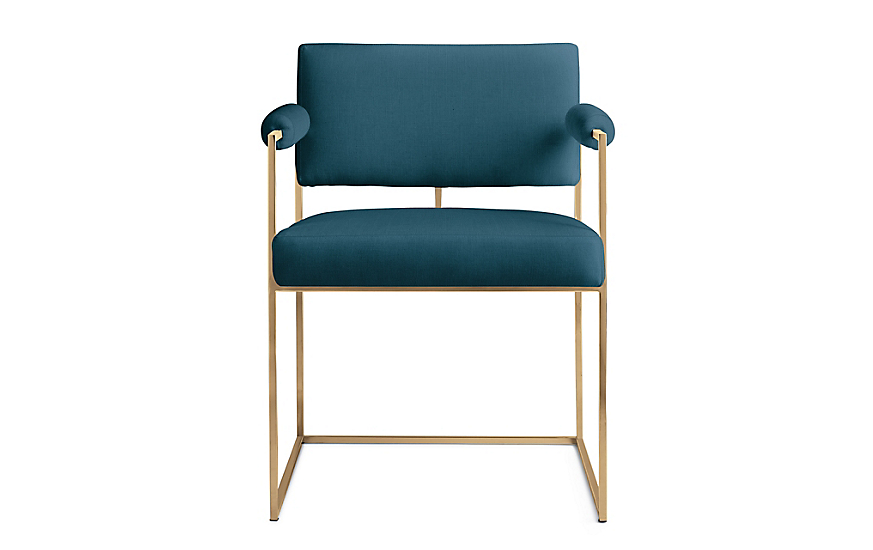 Milo Baughman 1188 Dining Chair