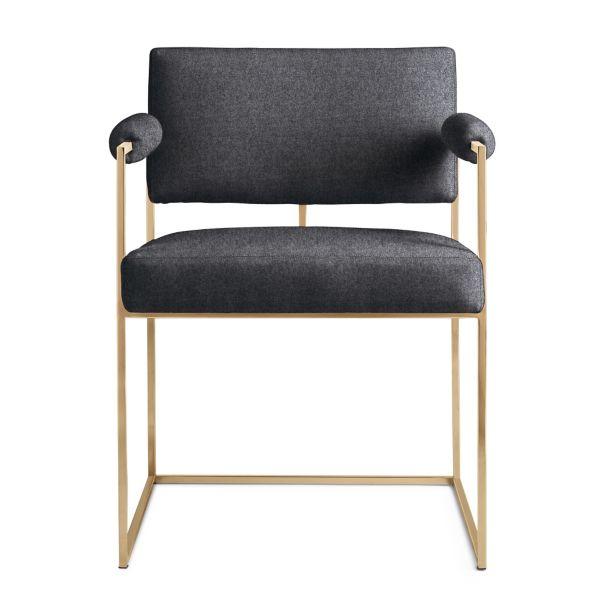 Milo Baughman 1188 Dining Chair Design Within Reach