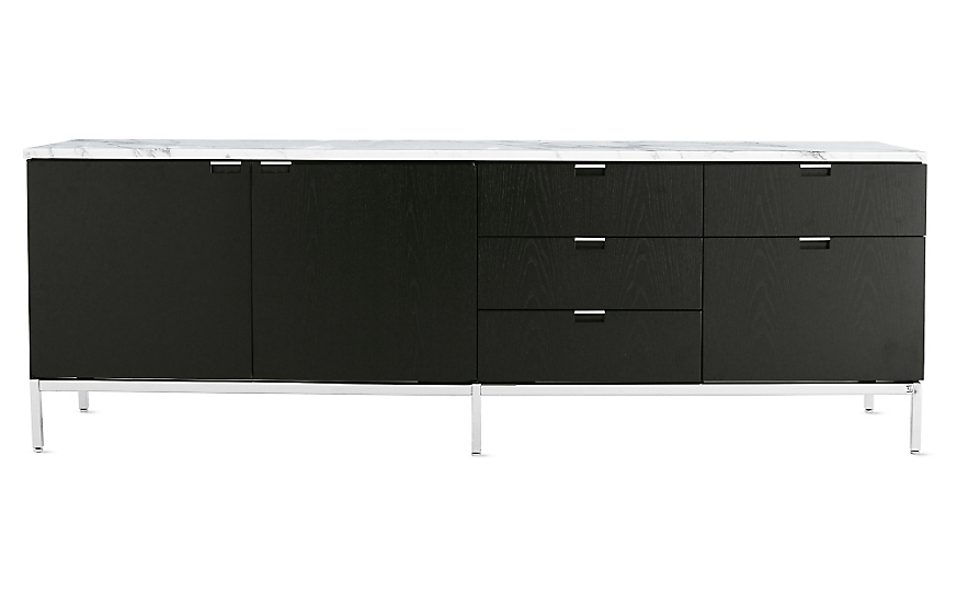 Florence Knoll Four-Position Credenza