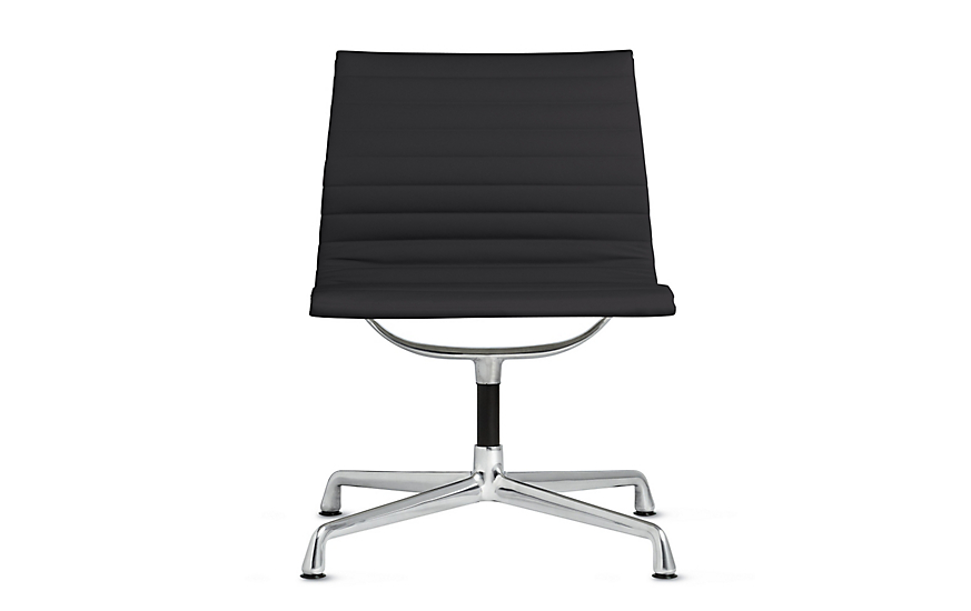 eames aluminum group side herman miller