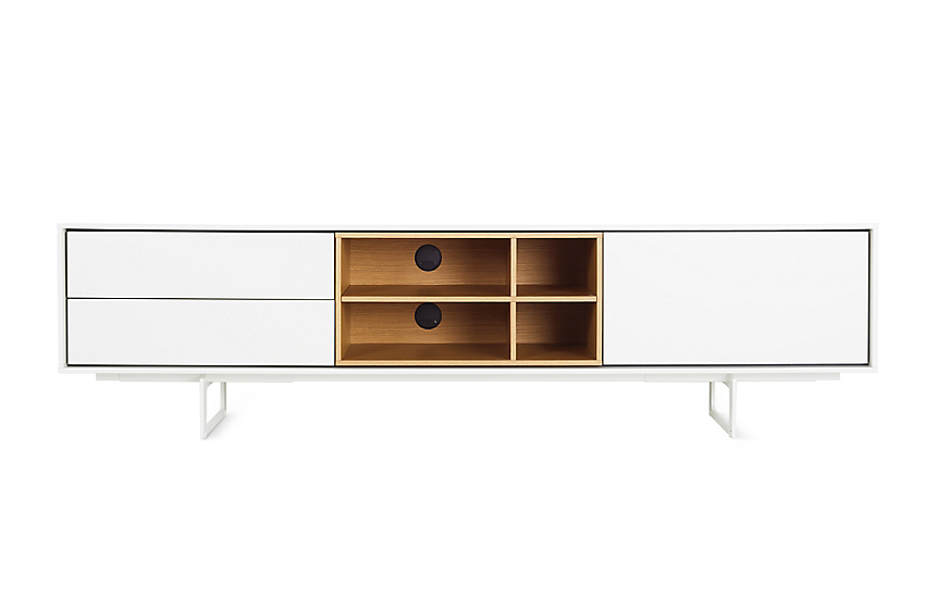 Aura Large Media Unit by Design Within Reach