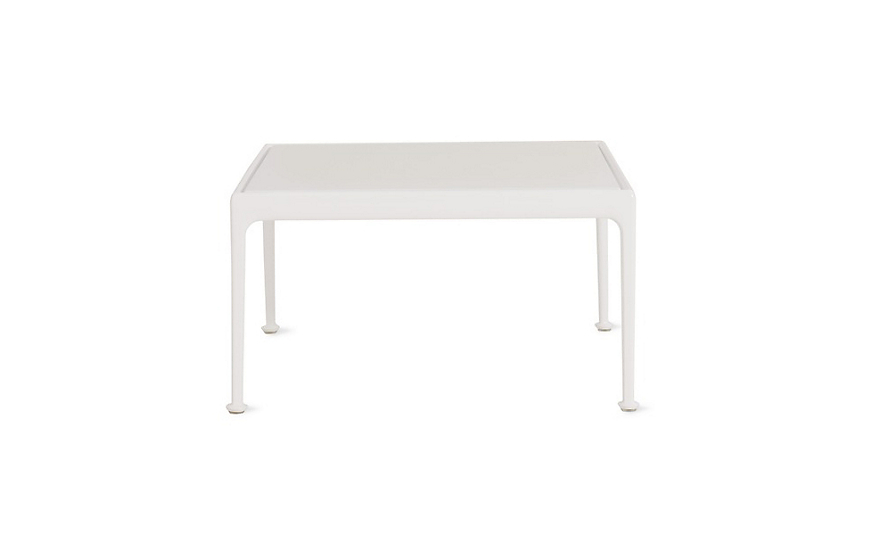 "1966 Collection® Porcelain Coffee Table, 28"" Square"