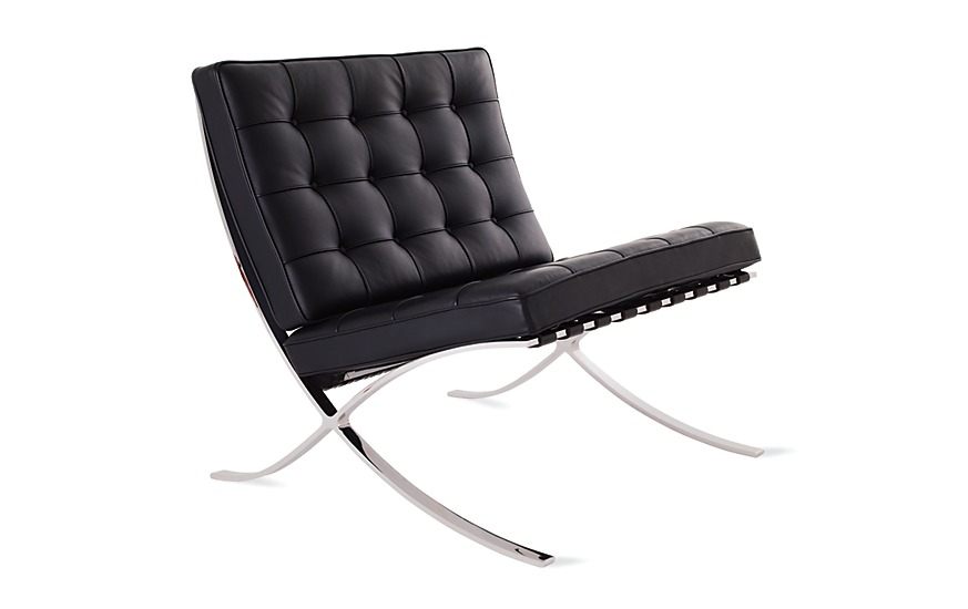 Barcelona chair design within reach - Mies van der rohe sedia ...