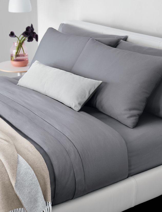 Modern bedding design within reach dwr - Dwr Sateen Standard Sham Set Of 2 Design Within Reach