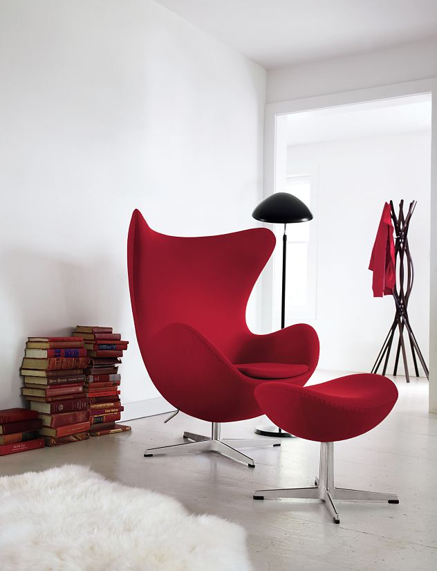 egg chair design within reach. Black Bedroom Furniture Sets. Home Design Ideas