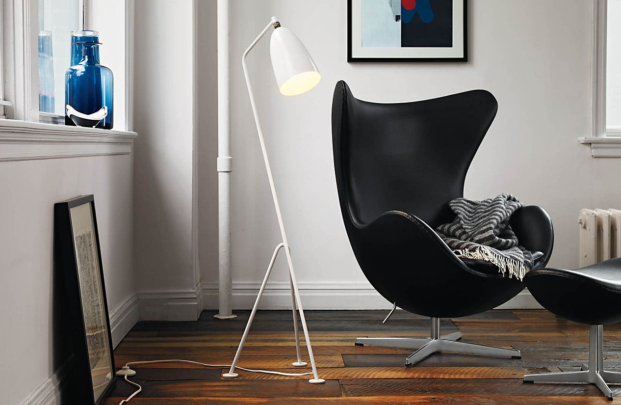 Egg chair design within reach for Egg chair nachbildung
