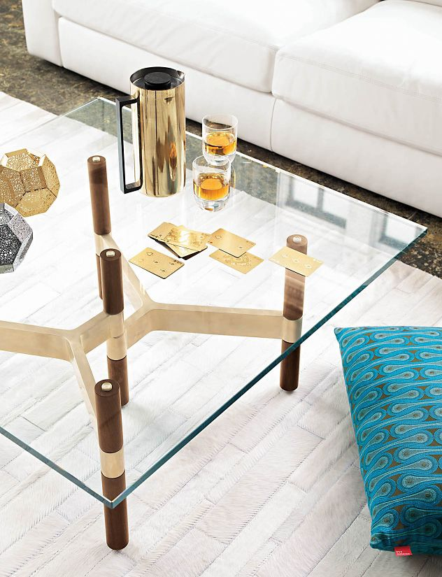 helix coffee table - design within reach