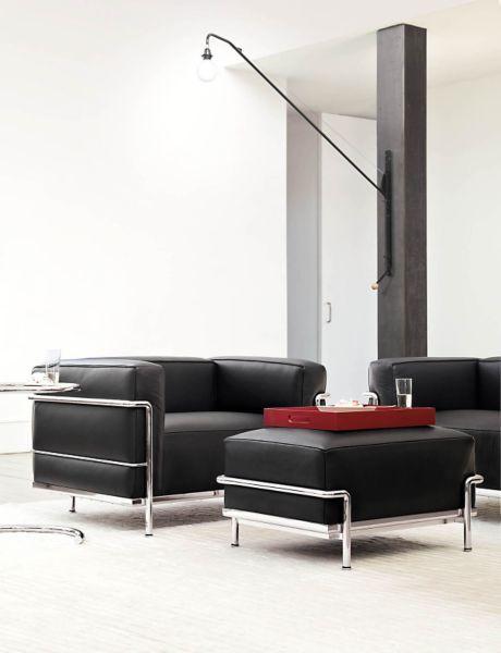Bon LC3 Grand Modele Armchair
