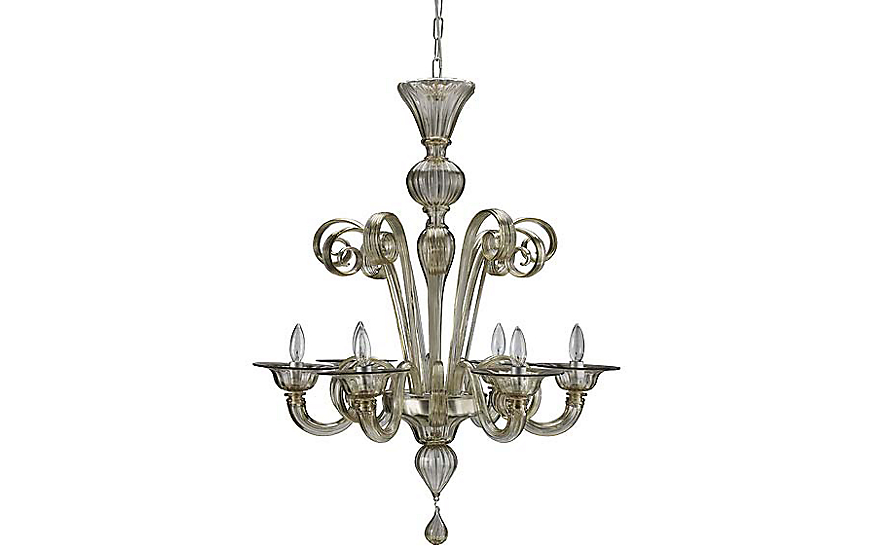 and glass murano smoke product chandelier poliedri fray main clear chandeliers jean marc