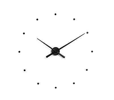 OJ Wall Clock, Mini