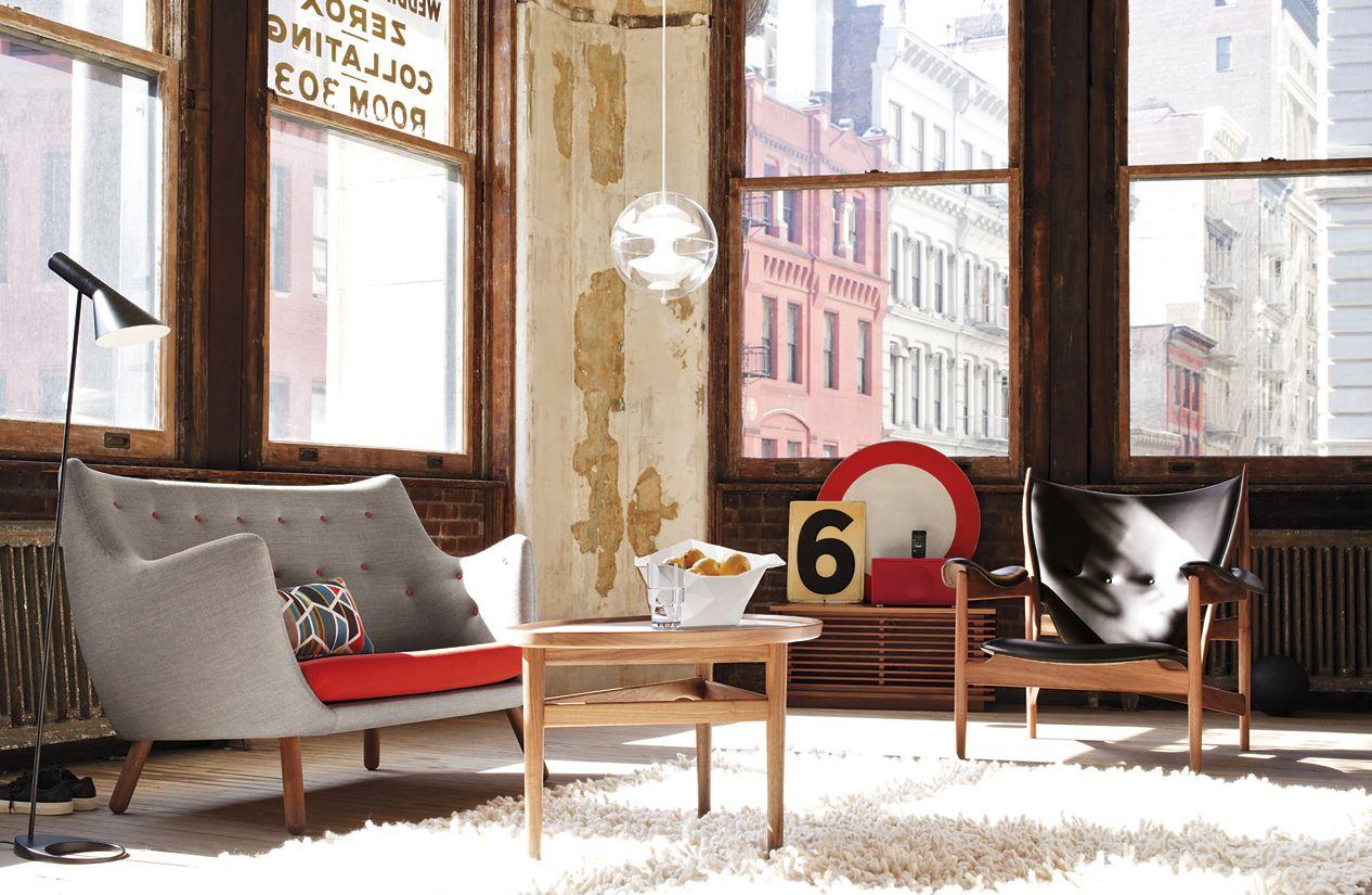 poet sofa design within reach. Black Bedroom Furniture Sets. Home Design Ideas