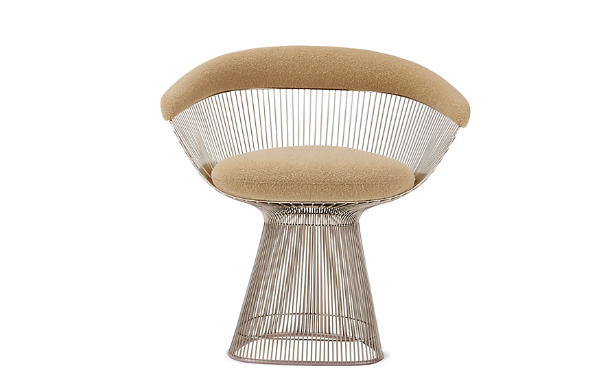 Good Platner Armchair