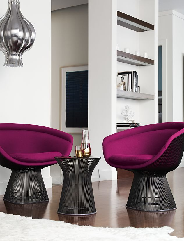 Platner Chair platner lounge chair - design within reach