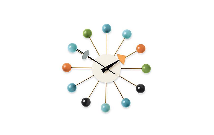 Nelson Ball Clock Herman Miller