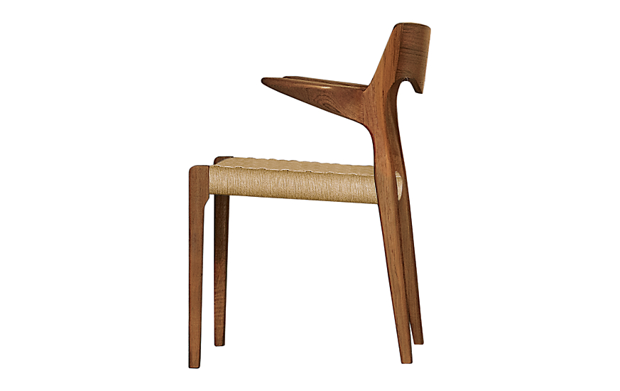 møller model 55 armchair design within reach