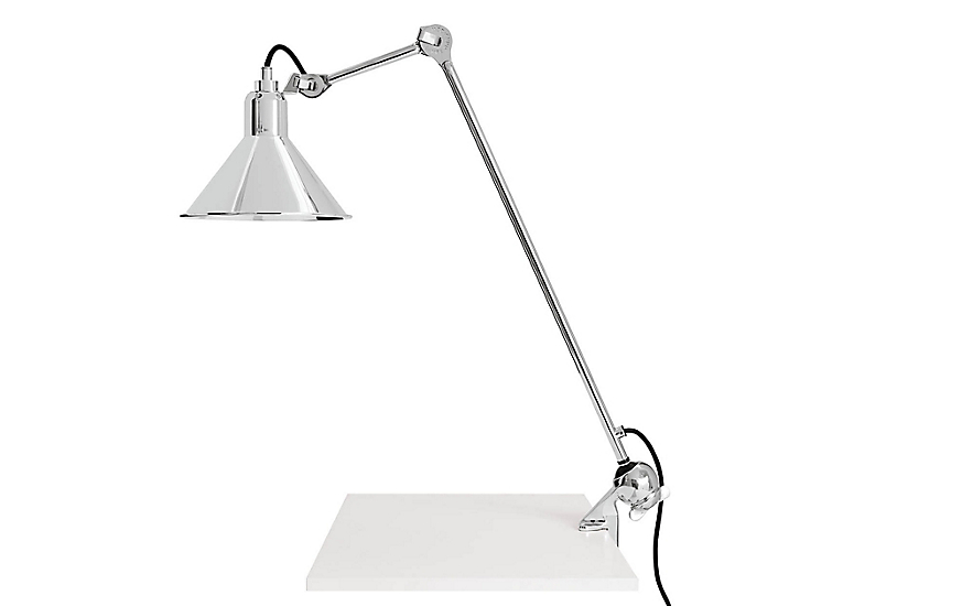 Lampe Gras Model 201 Clamp Lamp