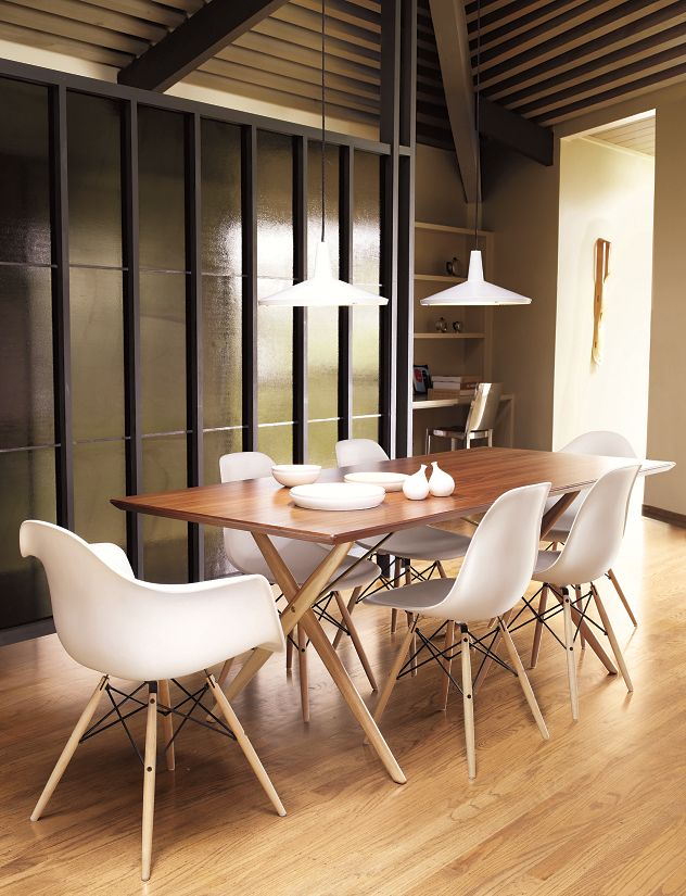 eames dining chair design within reach download