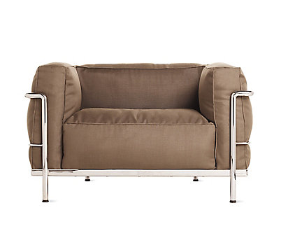 Outdoor LC3 Grand Modele Armchair