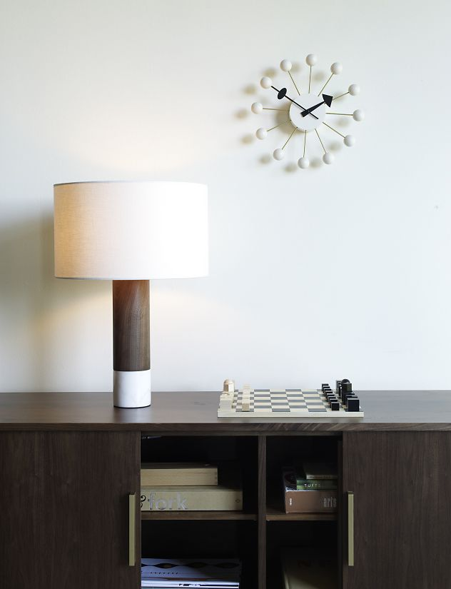 Baton Table Lamp Design Within Reach - Discount table lamps bedroom