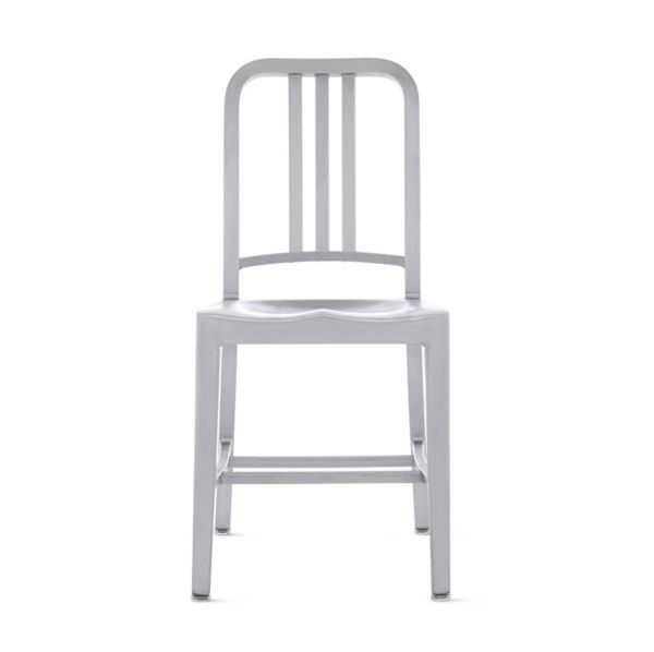 1006 Navy Side Chair Design Within Reach