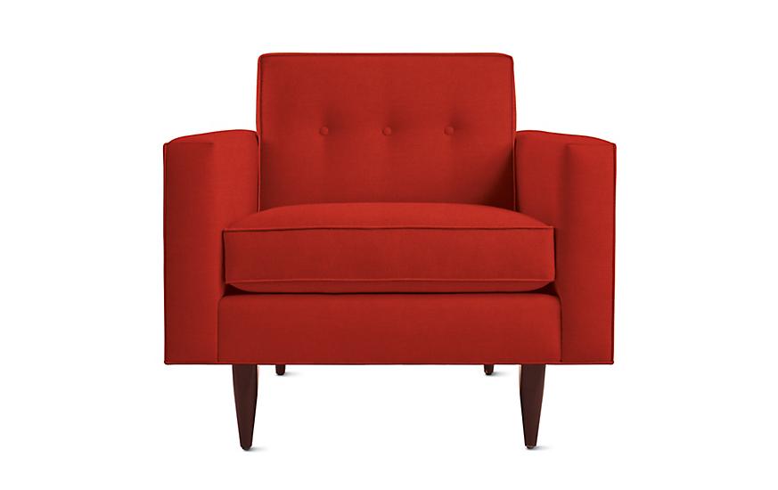 Bantam Armchair Design Within Reach