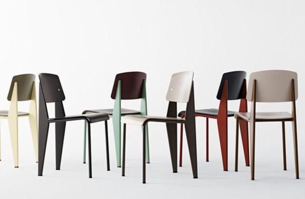 Merveilleux Prouvé Standard SP Chair