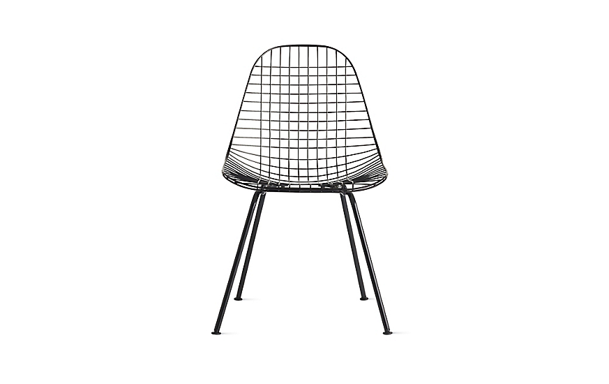 eames 4 leg wire chair dkx 0 design within reach. Black Bedroom Furniture Sets. Home Design Ideas