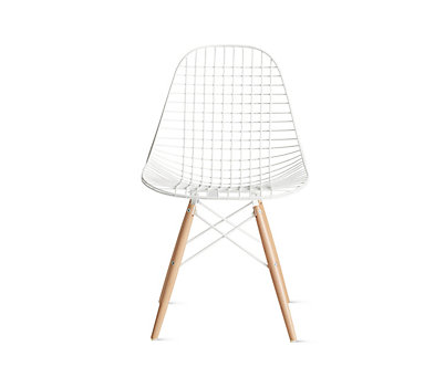 Eames® Dowel-Leg Wire Chair (DKW.0)
